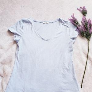 3 for $30 ❤ H&M basic vneck Tshirt cotton